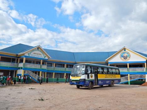 St. Konrad School Bus