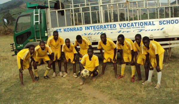 St. Konrads Football Team